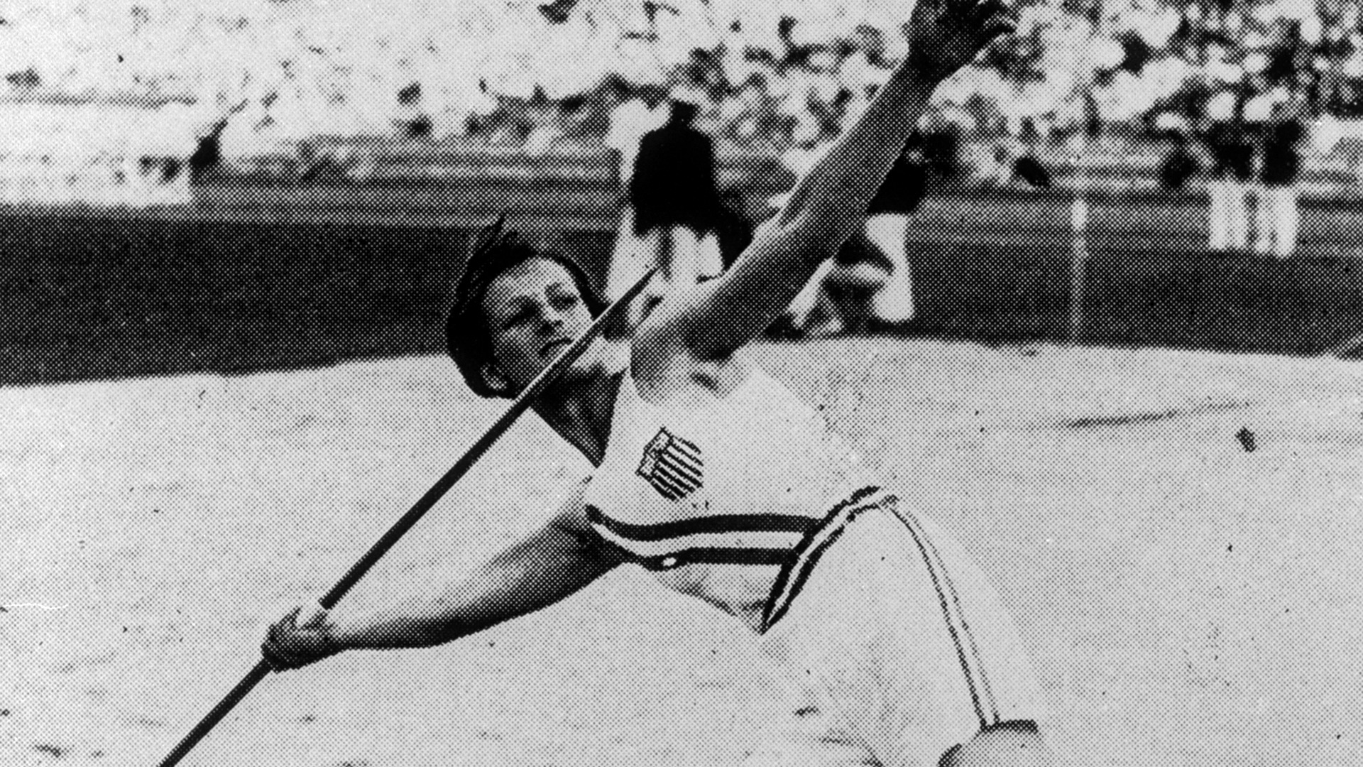 Babe Zaharias, l'olympique