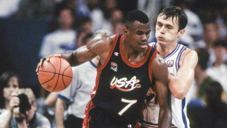 David Robinson, Olympic Basketball Games