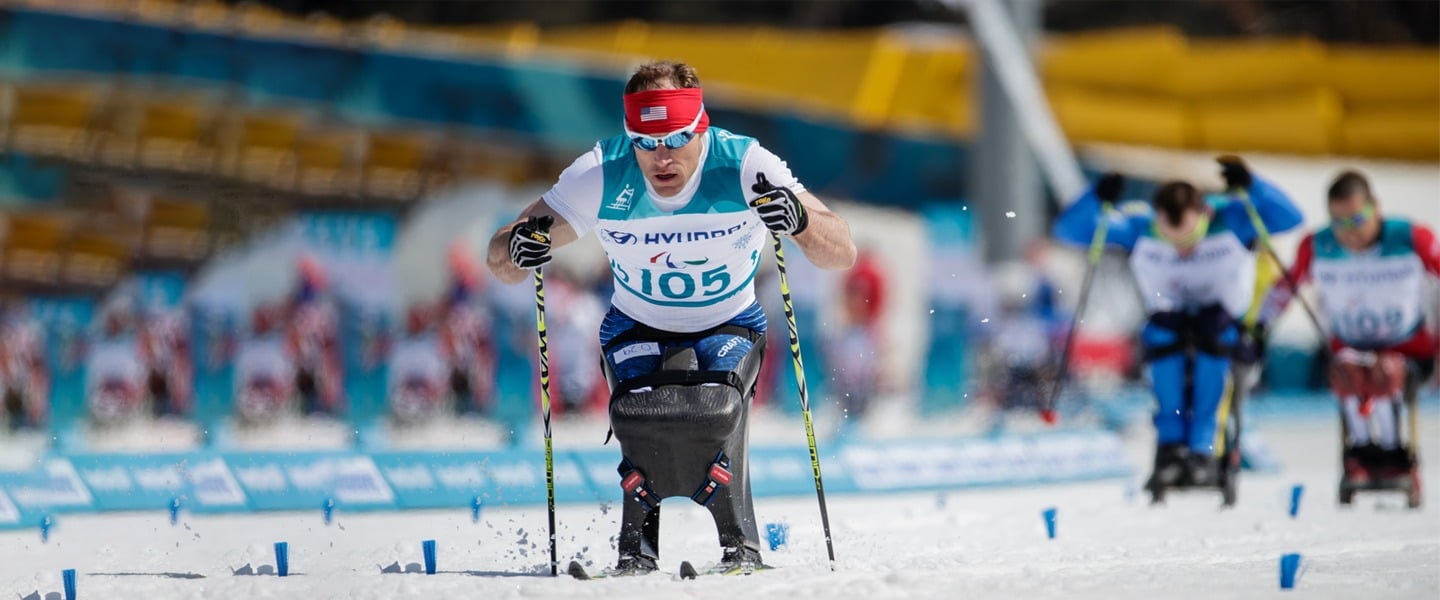 Winter Paralympics 2020 Events.United States Olympic Paralympic Museum