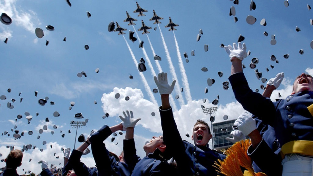 Tour the U.S. Air Force Academy in Colorado Springs