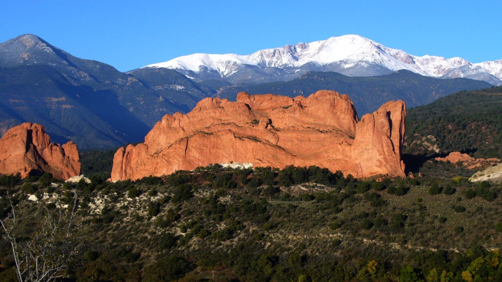 Explore Garden of the Gods, one of the top attractions in Colorado Springs