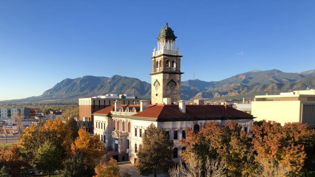 Go back in time at the Colorado Springs Pioneers Museum