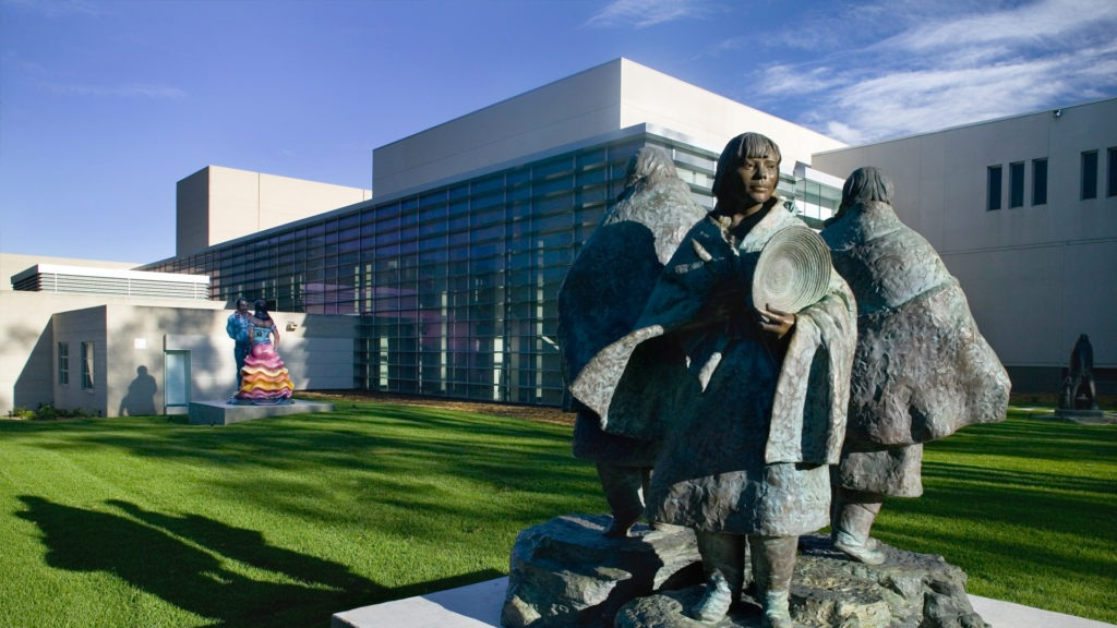 Visit the Colorado Springs Fine Arts Center at Colorado College