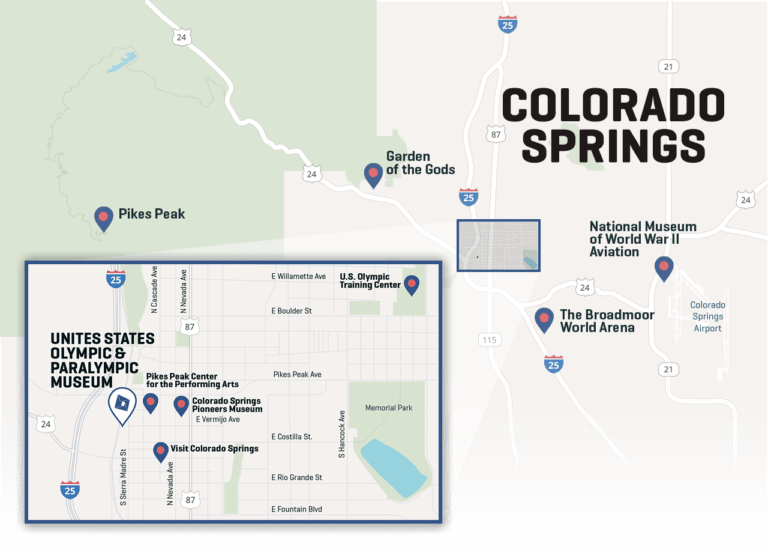 Visit these top attractions in Colorado Springs, CO