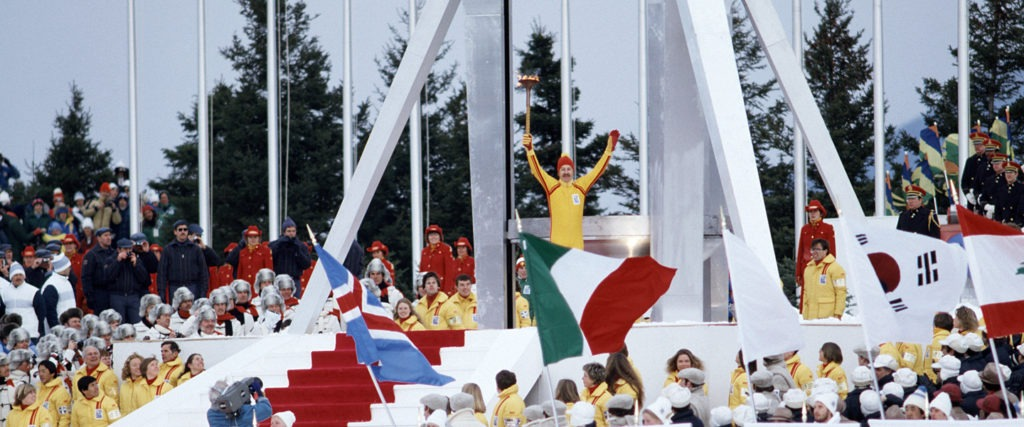 A Look Back at Lake Placid 1980 Olympic Winter Games