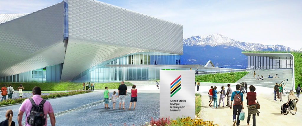 U.S. Olympic & Paralympic Hall of Fame unveils new logo