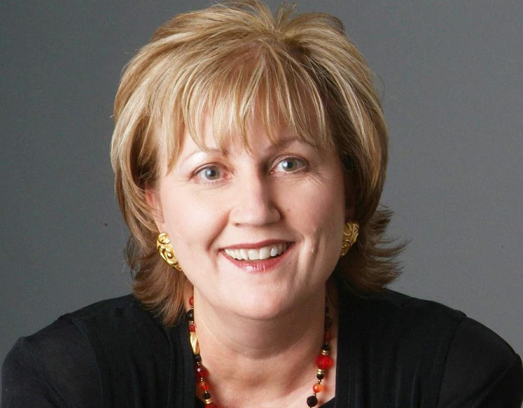 Judy Cara smiles