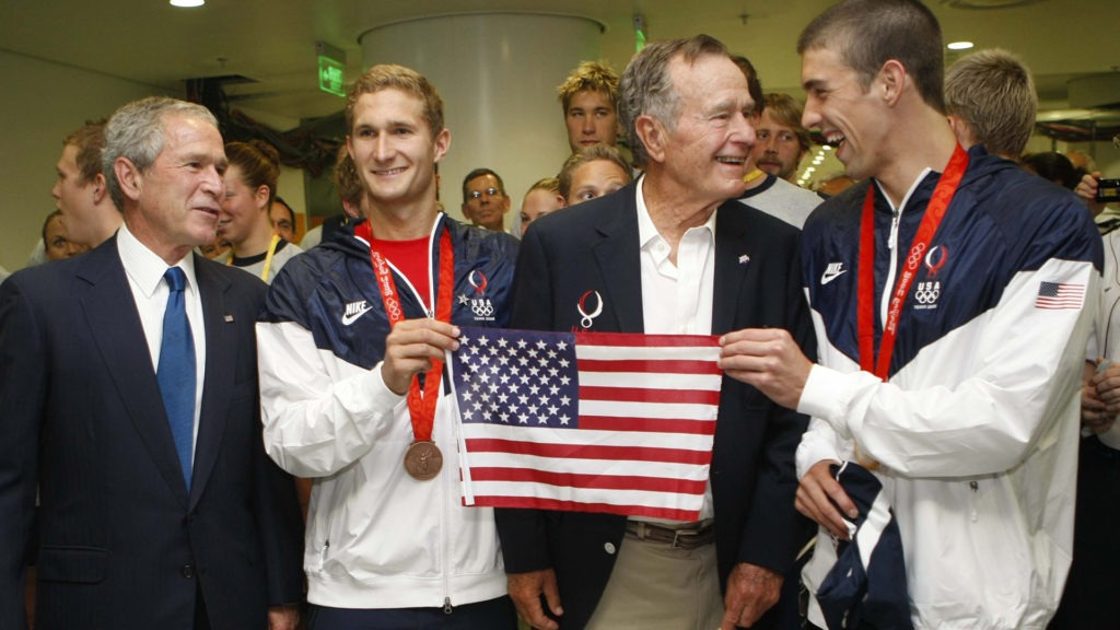 Presidents and the Olympic & Paralympic Games - USOP Museum Virtual Exhibit