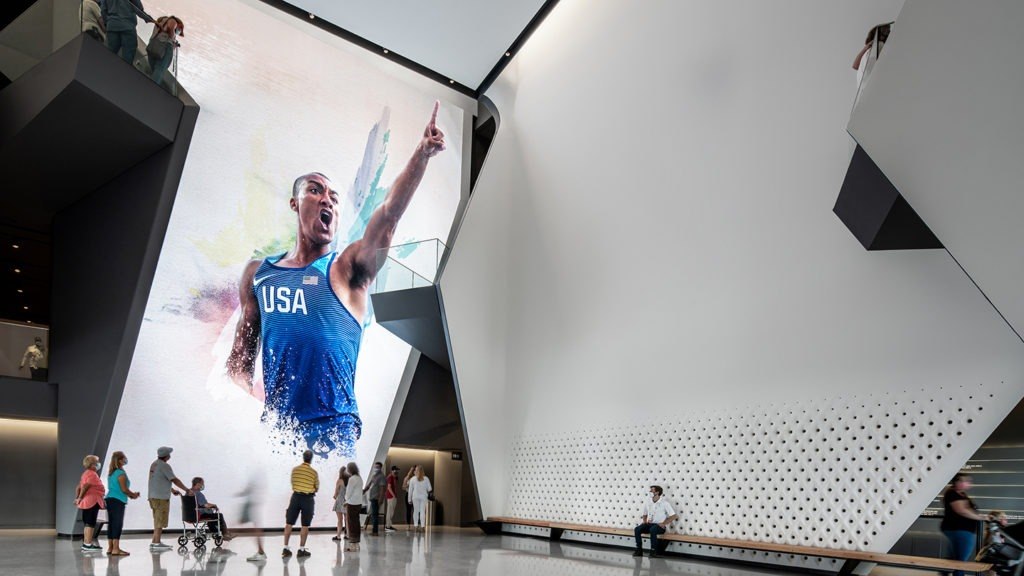 U.S. Olympic & Paralympic Museum nominated for nation's Best New Museum