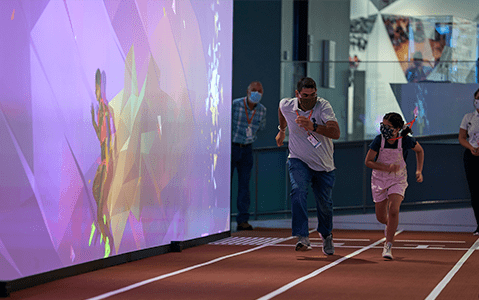 Father's Day Discounts at U.S. Olympic & Paralympic Museum