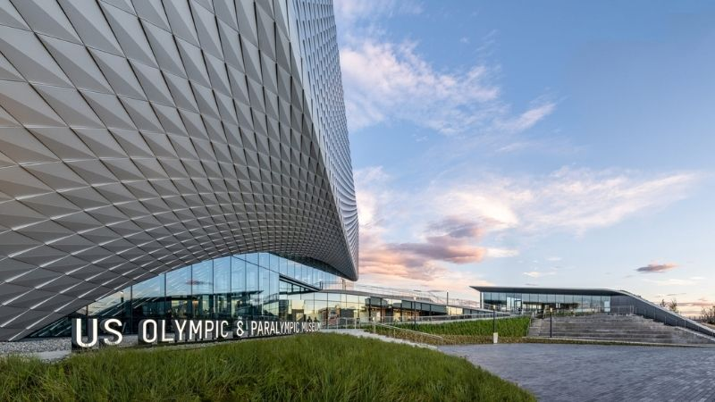 U.S. Olympic & Paralympic Museum receives Design Award of Excellence